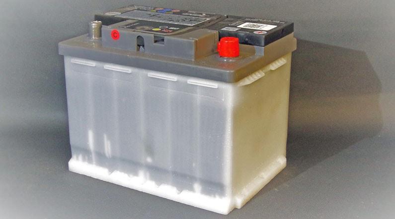 акумулатор за дизел
