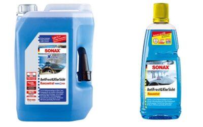Избор на зимна течност за чистачки