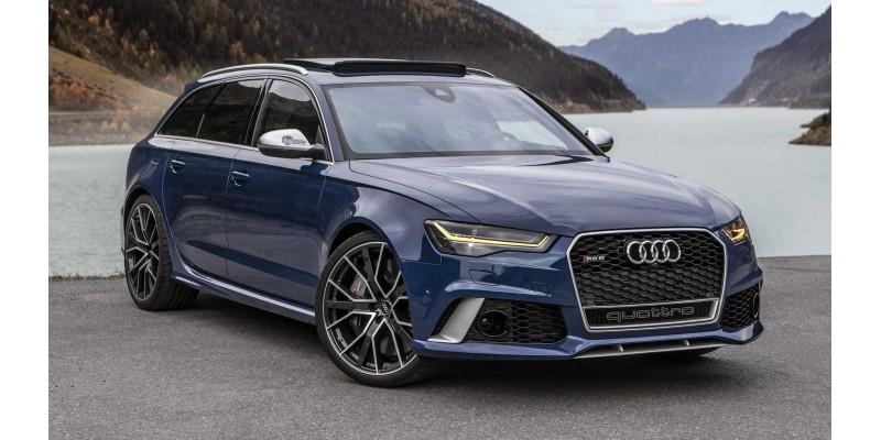 Новото Audi RS6 Avant ще развива 605 к.с.