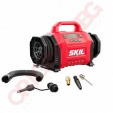 Акумулаторен компресор за въздух SKIL 3153 CA