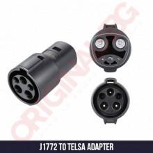 Адаптер Тип 1 към Тесла US конектор   Duosida