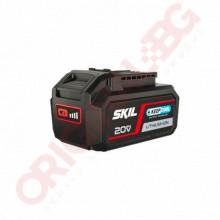 """Акумулаторна батерия """"20V Max"""" (18 V) 4,0 Ah SKIL 3104 AA"""