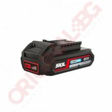 """Акумулаторна батерия """"20V Max"""" (18 V) 2,5 Ah SKIL 3102 AA"""