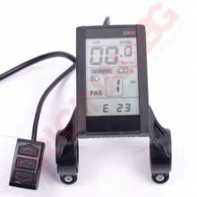 LCD дисплей за управление на електрическо колело | S830