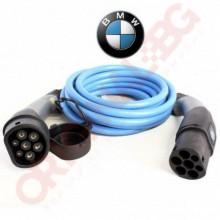 Оригинален кабел за зареждане BMW Тип 2   32 A 22 kW