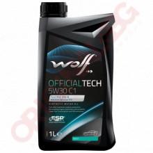 WOLF OFFICIALTECH 5W30 C1 1L