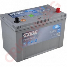 EXIDE PREMIUM 95AH 800A R+ JIS