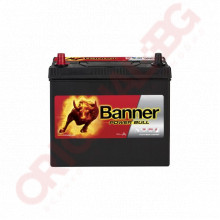 BANNER POWER BULL 45AH 390A L+