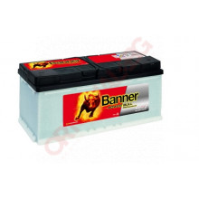 BANNER POWER BULL PRO 110AH 850A R+