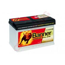 BANNER RUNNING BULL EFB 70AH 660A R+