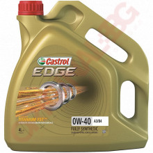 CASTROL EDGE 0W40 A3/B4 4L
