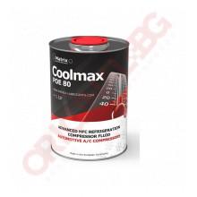Масло за климатична система COOLMAX POE 80 1L