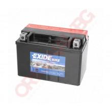 EXIDE BIKE AGM YTX9-BS 8AH 120A 12V L+