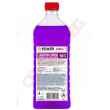 Зимна течност за чистачки  -60 900ml