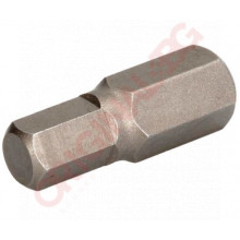 HANS вграден бит шестостен HEX 8 mm,къс,дължина 30 mm