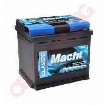 MACHT Акумулатор 50 AH - размер: 207x175x190 - /420A/