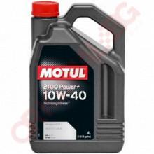MOTUL 2100 POWER+ 10W-40 4L