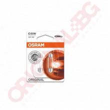 OSRAM  C5W 12V 5W  SV8,5-8