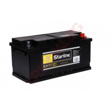 STARLINE 83AH 720A R+
