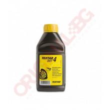 Спирачна течност TEXTAR DOT4  0.250 ml