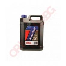 Спирачна течност TRW DOT4  5L