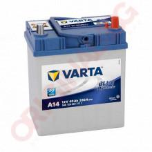 Varta Blue Dynamic 40AH 330A R+