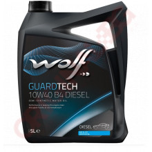 WOLF GUARDTECH 10W40 B4 DSL 5L