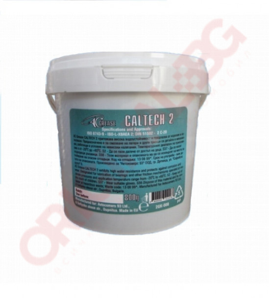 AC Grease CALTECH 2  800g