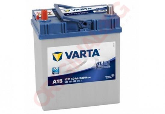 VARTA BLUE DYNAMIC 40AH 330A L+ JIS