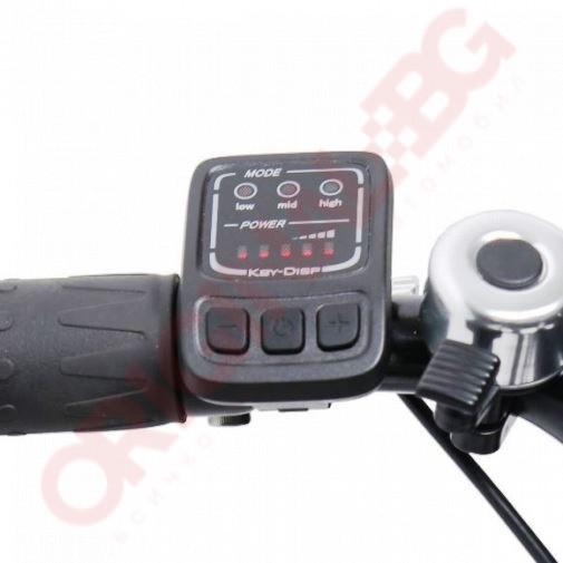 LED дисплей за управление на електрическо колело   Key-Disp G20