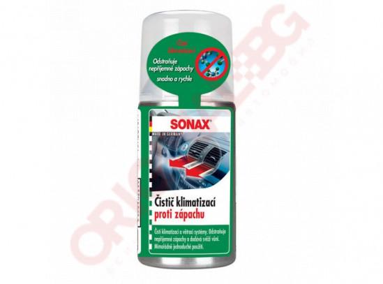 SONAX-антибактeриалeн спрeй за климатик, 150 ml.