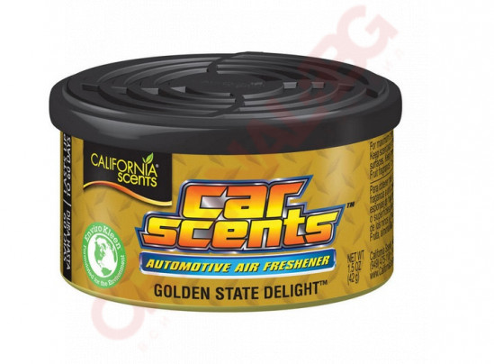 CALIFORNIA SCENTS  GOLDEN STATE DELIGHT 42G