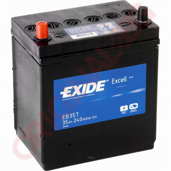 EXIDE EXCELL 35AH 240A L+