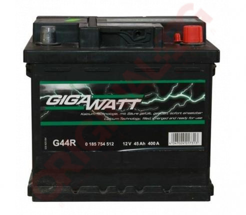GIGAWATT 45AH 400A R+