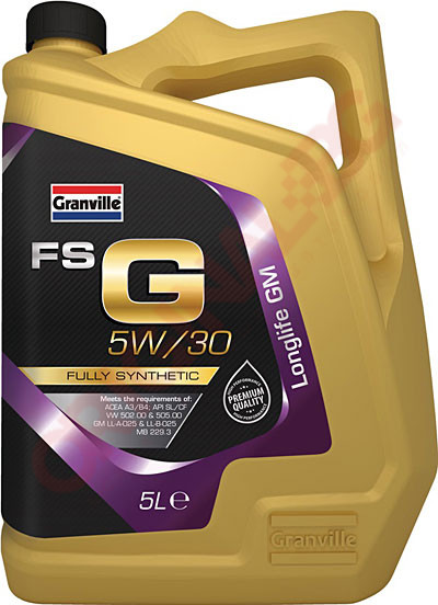 GRANVILLE FS-G 5W30 5L