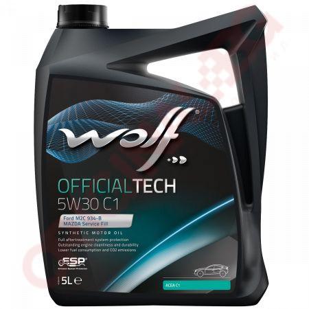 WOLF OFFICIALTECH 5W30 C1 5L