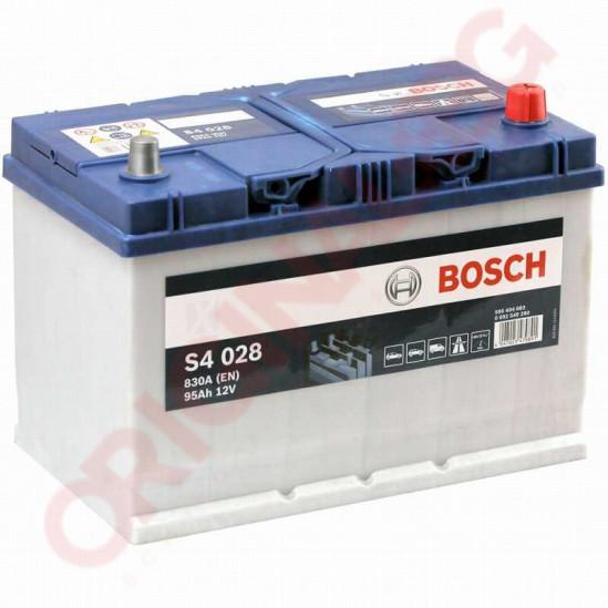 BOSCH ASIA SILVER S4 95AH 830A R+