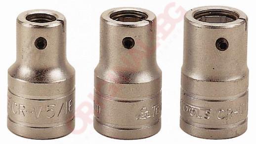 """3/8"""" държач за битове 10 mm (28 мм) TENGTOOLS"""