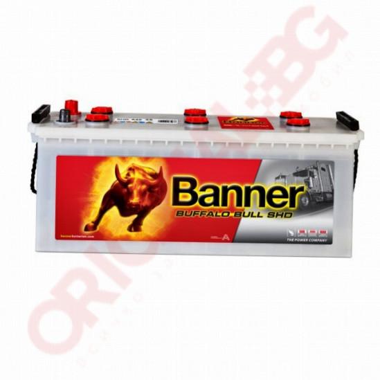 BANNER BUFFALO BULL SHD 140AH 800A L+