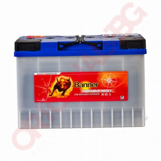 BANNER ENERGY BULL 115AH TRACTION R+