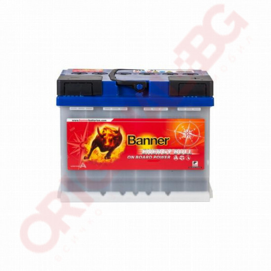 BANNER ENERGY BULL 60AH TRACTION R+