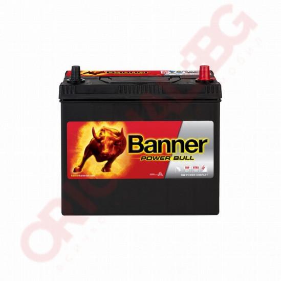 BANNER POWER BULL 45AH 390A R+