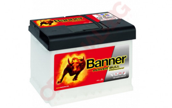 BANNER POWER BULL PRO 50AH 420A R+
