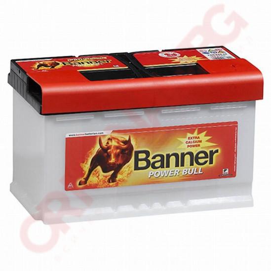 BANNER POWER BULL PRO 84AH 720A R+