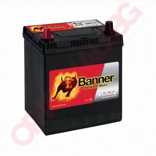 BANNER POWER BULL 40AH 330A L+