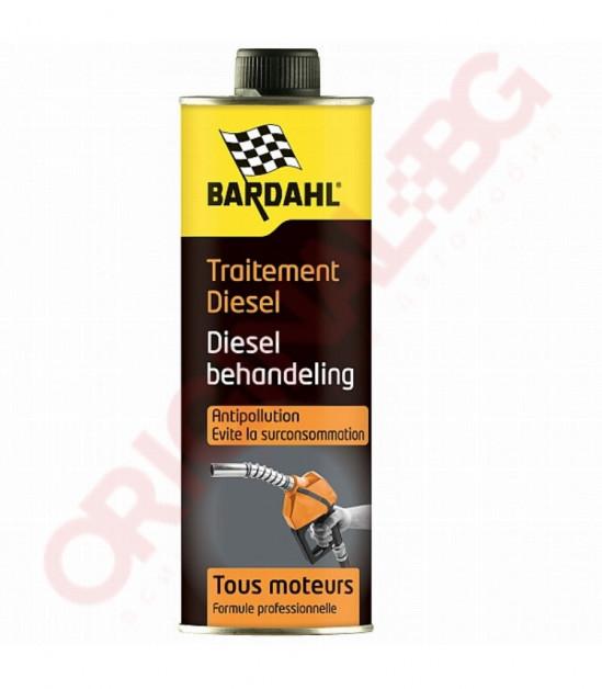 Bardahl - Добавка за пълно изгаряне на горивото - дизел BAR-1071