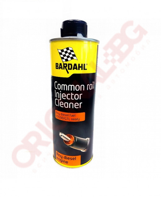 Bardahl - Injector Cleaner 6 in 1 - дизел BAR-1155/3205