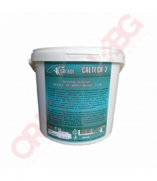 AC Grease CALTECH 2  4kg