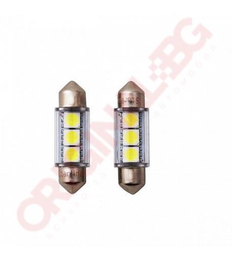LED STARLINE C5W 12V T11 SV8,5-8 36mm