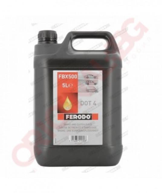 Спирачна течност FERODO DOT4  5L